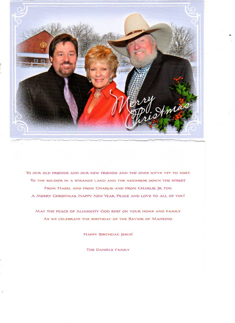 I Get Christmas Cards | Southern Beale