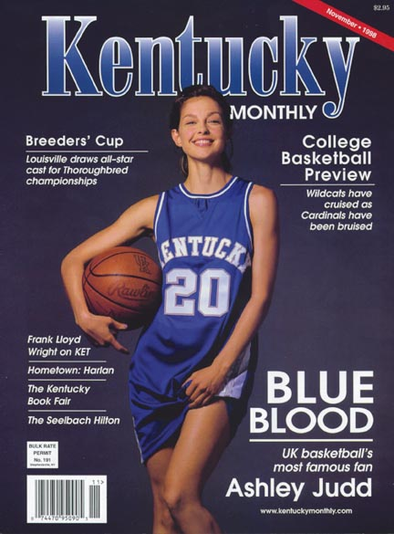 How Kentuckians Know Ashley Judd