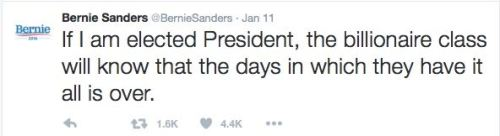 BernieBillionaires
